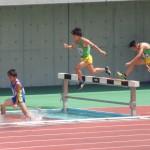 3000mSC 金子(左) 木村(右)