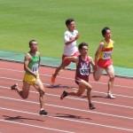 100mオープン 宮田