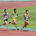1500m予選 田中