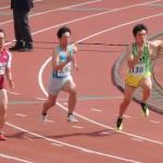 100m 吉野