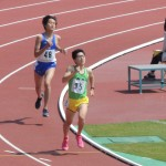 1500m予選 髙橋