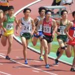 1500m予選 中澤