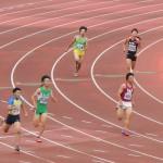 400m決勝 馬場