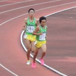1500mオープン 後藤(左) 多田(右)