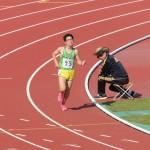 1500m決勝 髙橋拓己