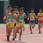 5000m決勝 今井(右) 宇田川(右)