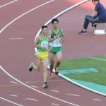 5000m決勝 内田