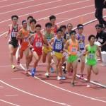 1500m予選 小林