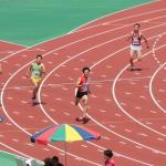 400m準決勝 戸澤