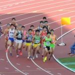 1500m決勝 伊地知