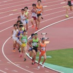 5000m予選 内田