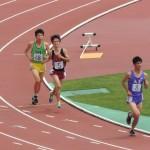 5000m予選 松田