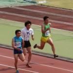 100m 井田
