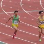 100m 大塚