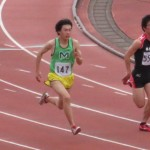 100m 藤村