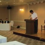 現役活動報告 川田雅之先生