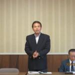岩崎 新会長のご挨拶
