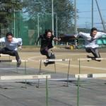 100mH ガチンコ勝負