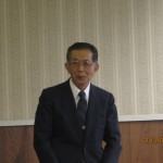 菊地顧問からの挨拶